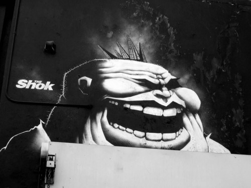 SHOK Punk in LA